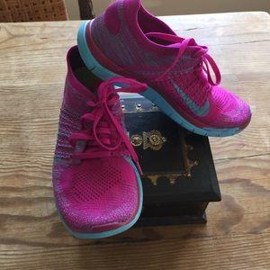 Women's Nike Free 4.0 Flynit